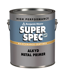 Super Spec HP® Alkyd Metal Primer P06